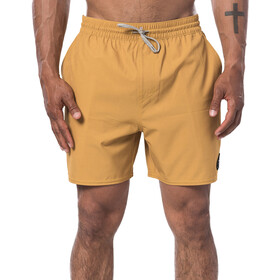 Rip Curl Daily 16'' Volley Boardshorts Heren, mustard